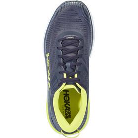 Hoka One One Bondi 7 Shoes Men, odyssey grey/deep well